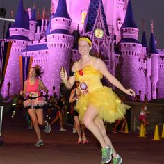 From costumes to characters to incredible schwag, discover the true magic of these insanely popular events at Disney parks, and why not everyone loves Disney races