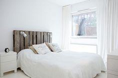 slaapkamer ideeen wit hout - Google zoeken