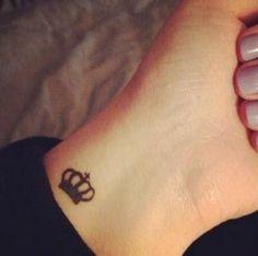 simple tattoos for girls - بحث Google