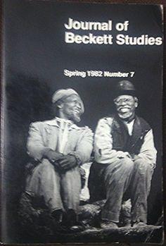 Journal of Beckett Studies Spring 1982 Number 7 by John Pilling, http://www.amazon.com/dp/B0093LEN3C/ref=cm_sw_r_pi_dp_lyz3tb0RZ6AVP