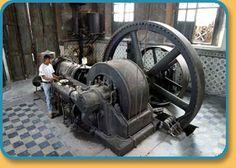 The Machine Room at Hacienda Yaxcopoil