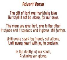 Image result for pagan advent poems