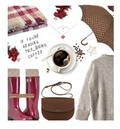 """If you're reading this, bring coffee."" by idocoffee ❤ liked on Polyvore featuring Dogeared, Brooks Brothers, Louis Vuitton, LAQA & Co., UGG, A.P.C., DutchCrafters and Graham & Brown"