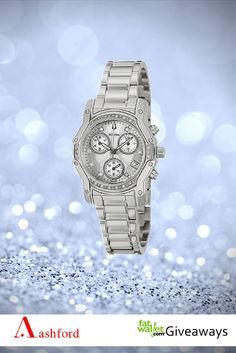 Enter the Valentine @ashford Bulova Watch Giveaway while it lasts!  #Free #Giveaway ENDS February 14th