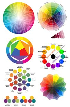 16 Awesome Ideas for DIY Christmas Decorations Art and Craft Color Psychology, Color Harmony, Color Pallets, Color Theory, Colour Schemes, Art Lessons, Color Inspiration, Color Mixing, Creative Design