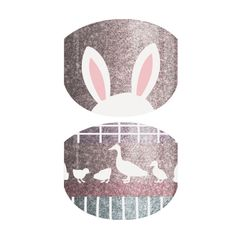 All Ears- Get your Easter wraps at kerikellyjams.jamberry.com  #KeriKellyJams #Jamberry #EasterJams #SpringJams #JuniorJams