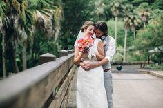 WAIMEA VALLEY WEDDING PHOTOGRAPHER   HEATHER + JEFF   iFloyd Photography