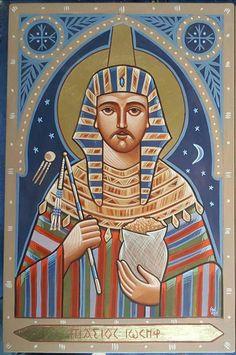 Icon by Fadi Mikhail Religious Icons, Religious Art, Church Icon, Jesus Art, Byzantine Icons, Orthodox Icons, Bible Stories, Mother Mary, Christian Art
