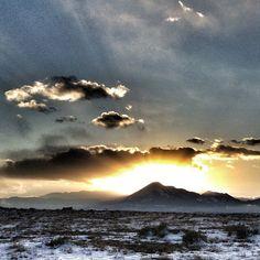 Sangre de Cristo Mountains, Colorado (via Arc'athlete Joe Grant)