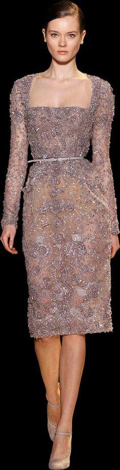 ELIE SAAB - Haute Couture - Spring Summer 2013♥✤ | KeepSmiling | BeStayBeautiful