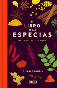 megustaleer - El libro de las especias - John O'Connell