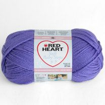 Red Heart Soft Baby Steps Solids