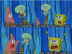 This is one of my favorite scenes of Spongebob!
