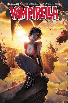 Vampirella #7 (Philip Tan).