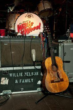 Willie Nelson & Asleep at the Wheel © KLRU photo by Scott Newton