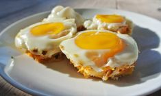 Sweet Potato Hash Egg Cups - Powered by @ultimaterecipe