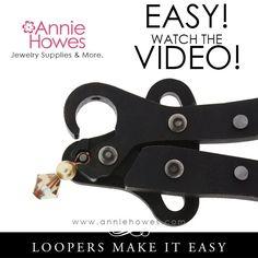 The 1 Step Looper - Bead Looping Tool - The BeadSmith