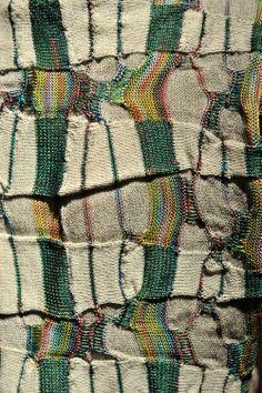 archivenewyork:  Pitti Filati 68 'Senso' detail