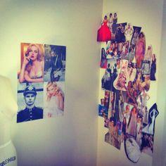 Mood board fashion inspiration