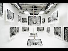 Ciudad de México, 18 de septiembre de 2014. Con motivo de la conmemoración de los 30 años de La Jornada, el artista Francisco Toledo donó 30 litografías intituladas: Elefante La Jornada