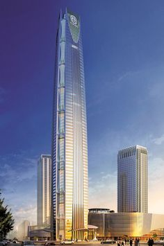 Gezhouba International Plaza - The Skyscraper Center