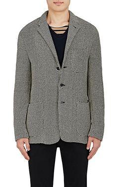 Barena Venezia Textured-Knit Sportcoat - Sportcoats - Barneys.com