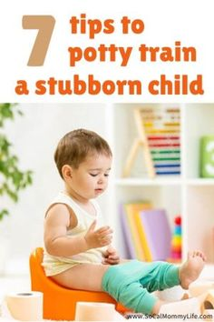 All you need to know about potty training a stubborn child. #pottytraining Parenting Toddlers, Parenting Hacks, Toddler Learning, Toddler Activities, Boy Potty Training Tips, Little Boy And Girl, Everything Baby, Baby Care, Mom Blogs
