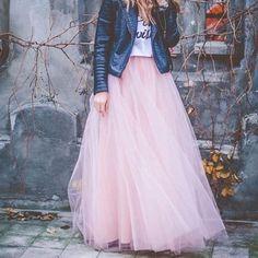 e628afc58a Pd81207 New Arrival Skirt, Street Style Skirt,Tulle Skirt,Fashion Women  Skirt,Spring Autumn Skirt ,A-Line Skirt