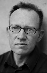 James Meek, auteur van 'Het hart viel binnen'