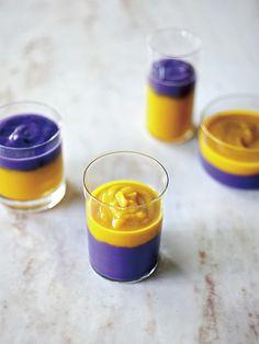ふたつの味を一緒にいただき!|『ELLE a table』はおしゃれで簡単なレシピが満載!
