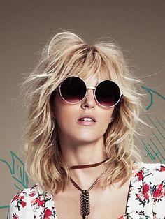 Free People Goodnight Moon Sunglasses