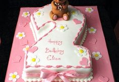 LITTLE GIRL BIRTHDAY CAKES IMAGES | Baby Cakes | Just Cool Cakes