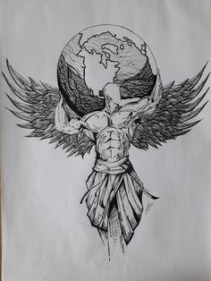 Half Sleeve Tattoos Drawings, Sketch Style Tattoos, Tattoo Design Drawings, Tattoo Sleeve Designs, Tattoo Sketches, Lion Forearm Tattoos, Tribal Tattoos, Justin Bieber Wings Tattoo, Angel Warrior Tattoo