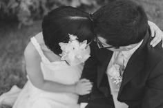 Eine romantische Hochzeit in einem Gewächshaus | Friedatheres Fotos: Kate Breuer