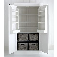 NEW! Cottage larder cupboard