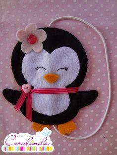 molde de pinguim feltro - Pesquisa Google