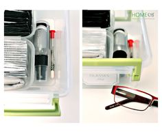 All Purpose Storage Pantry: Creating a Glasses Repair Kit