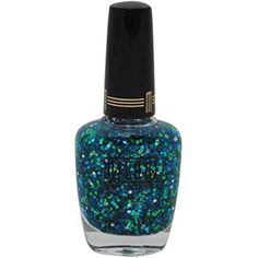 MILANI Specialty Nail Lacquer Jewel FX-MLMSN582 Teal * Learn more by visiting the image link. (This is an affiliate link) #NailPolish