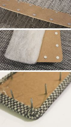 Everyday Grays: Reupholstering a sofa Part Reupholstering tips Diy Sofa, Home Reno, Rv Living, Sewing Hacks, Diy Art, Decorating Tips, Diy And Crafts, Projects To Try, Retro