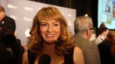 Lindsey Vodarek, CMPA interviews Hélène Joy of Murdoch Mysteries, nominated for the Shaw Media Award for Best Performance by an Actress in a Continuing Leading Dramatic Role at the 2014 Canadian ...