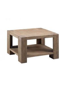 salontafel vierkant BELFORT - van Donzel