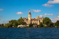 Schwerin Castle -Bes