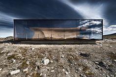Норвежский парк — как место наблюдения за дикими оленями