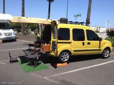 [5000] Renault Kangoo Camper (...Vendida...)
