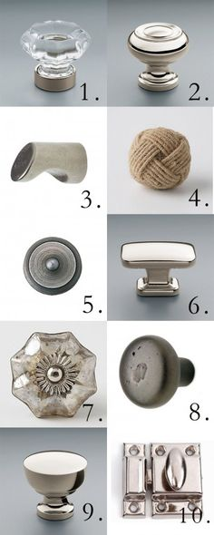 Tracery's Favorite Knobs