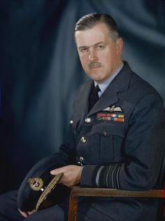 Air Chief Marshal Sir Trafford Leigh-Mallory, KCB, DSO & Bar  was a senior commander in the Royal Air Force. After commanding large formations and the air arm during the invasion of Normandy, he was killed in an air accident in the French Alps. He was 52.