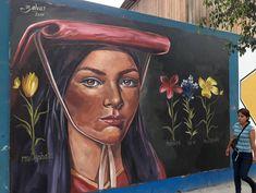 ZELVA in Lima, Perú, 2018