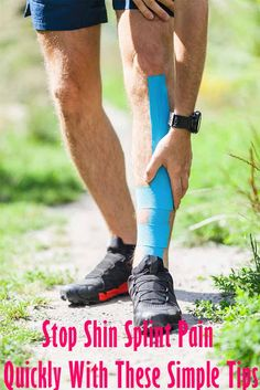 [ Article and Solution tips ] The sooner you can start using quick techniques to help with your shin splints though the sooner you will be able to put this injury behind you. Here are some factors you should consider. #shinsplints #treatment #runningproblem #running #injury