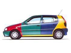 """Volkswagen Polo """"Harlekin"""""""