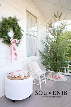 Dreamy Whites: French Farmhouse Christmas Coming Soon.... The Beautiful Souvenir Lifestyle Holiday Issue is Here....